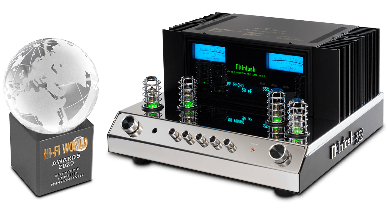 MA352 Integrated Amplifier named Best Hybrid Amplifier 2020