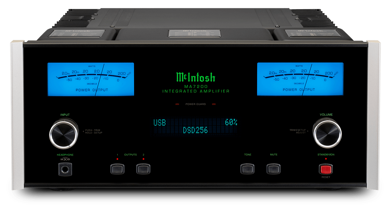 McIntosh MA7200 Integrated Amplifier