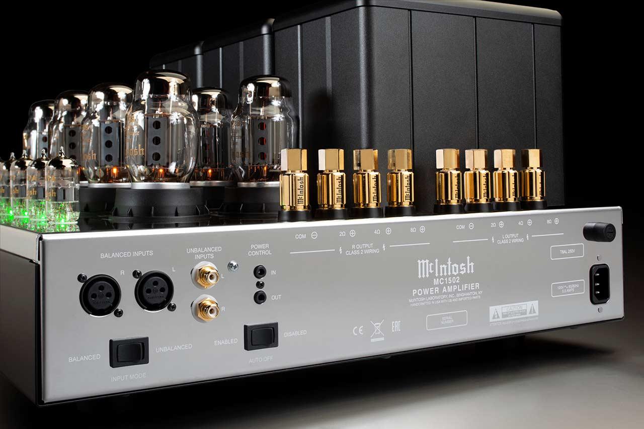 McIntosh MC1502 Amplifier