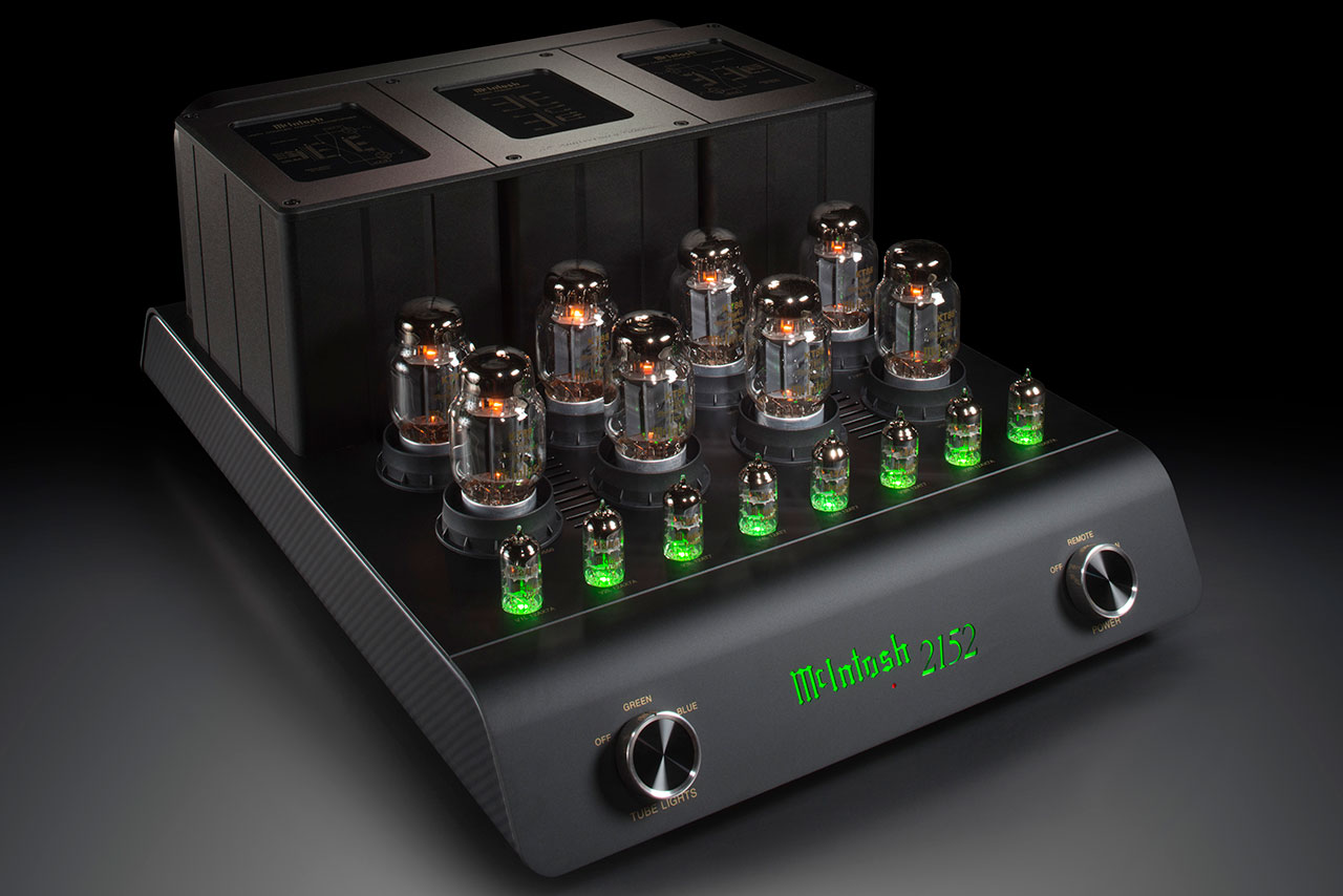McIntosh MC2152 Vacuum Tube Amplifier