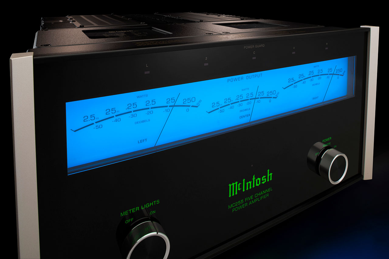McIntosh MC255 Amplifier