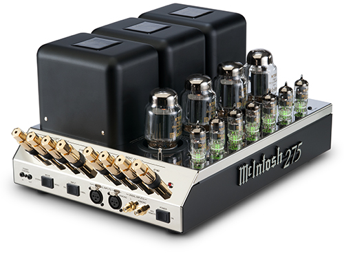 McIntosh MC275 Vacuum Tube Amplifier Featured on How It's Made