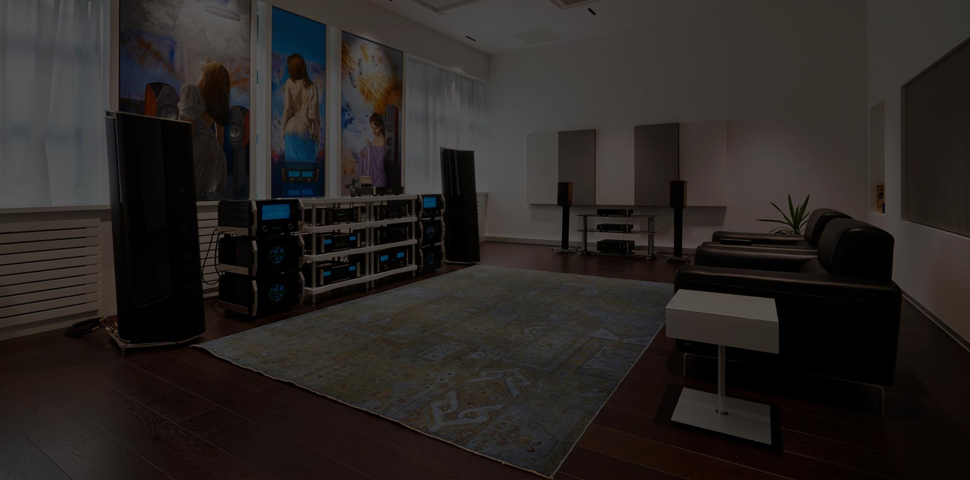 McIntosh dealer showroom