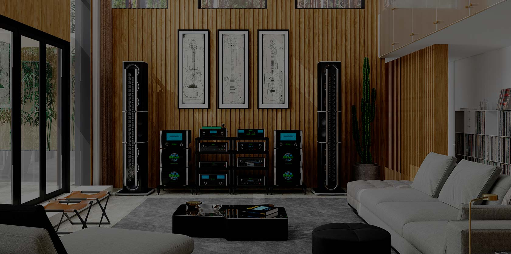 McIntosh Reference Music System