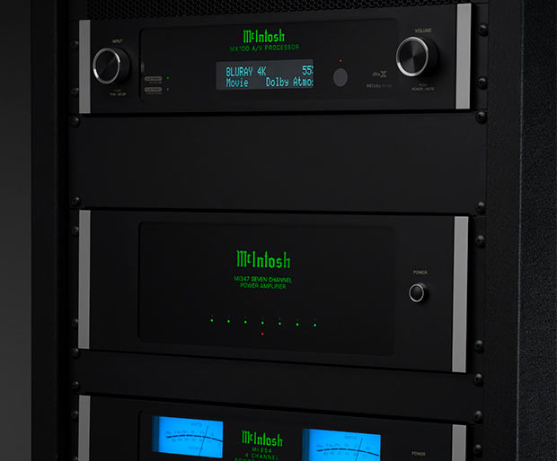McIntosh custom installation products