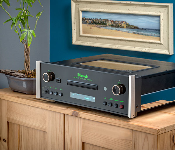 McIntosh CD players
