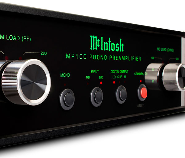 McIntosh: Home Audio Equipment for Stereo & Home Theater Systems