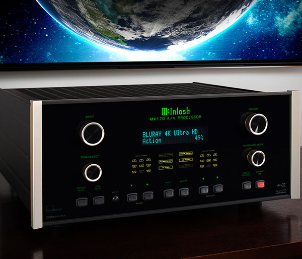 McIntosh Home Theater A/V Processors