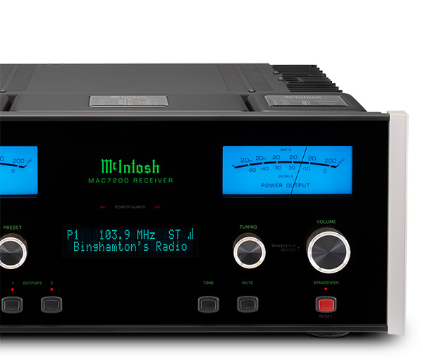 McIntosh Receivers