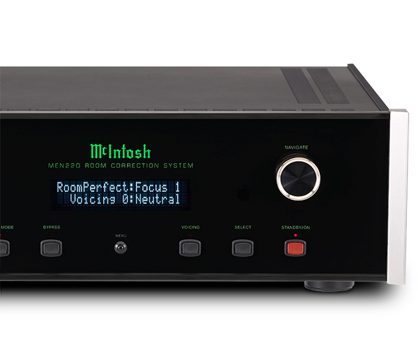 McIntosh specialty audio products