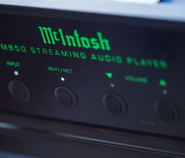 McIntosh Streaming Products