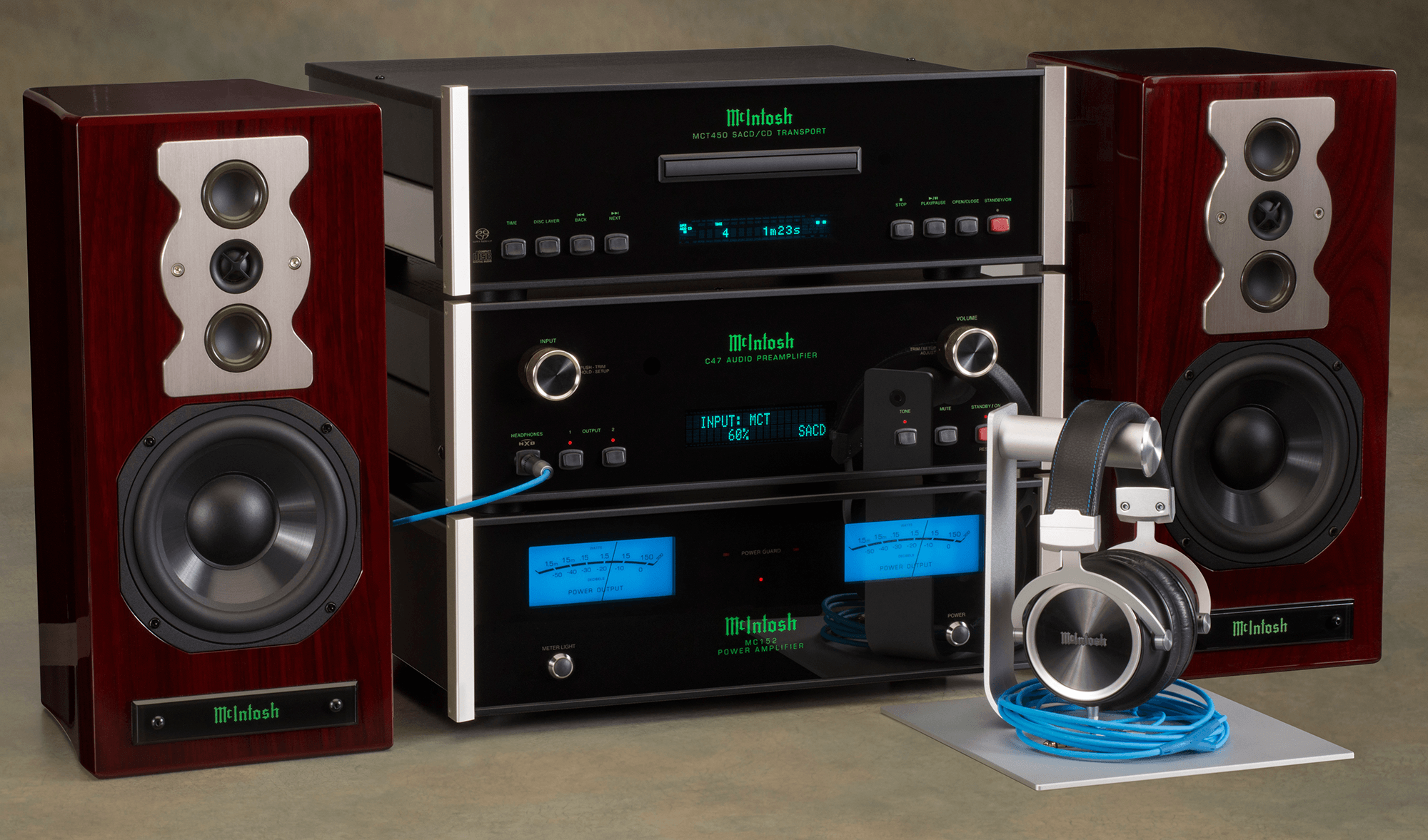 Mcintosh C47 Stereo Preamplifier