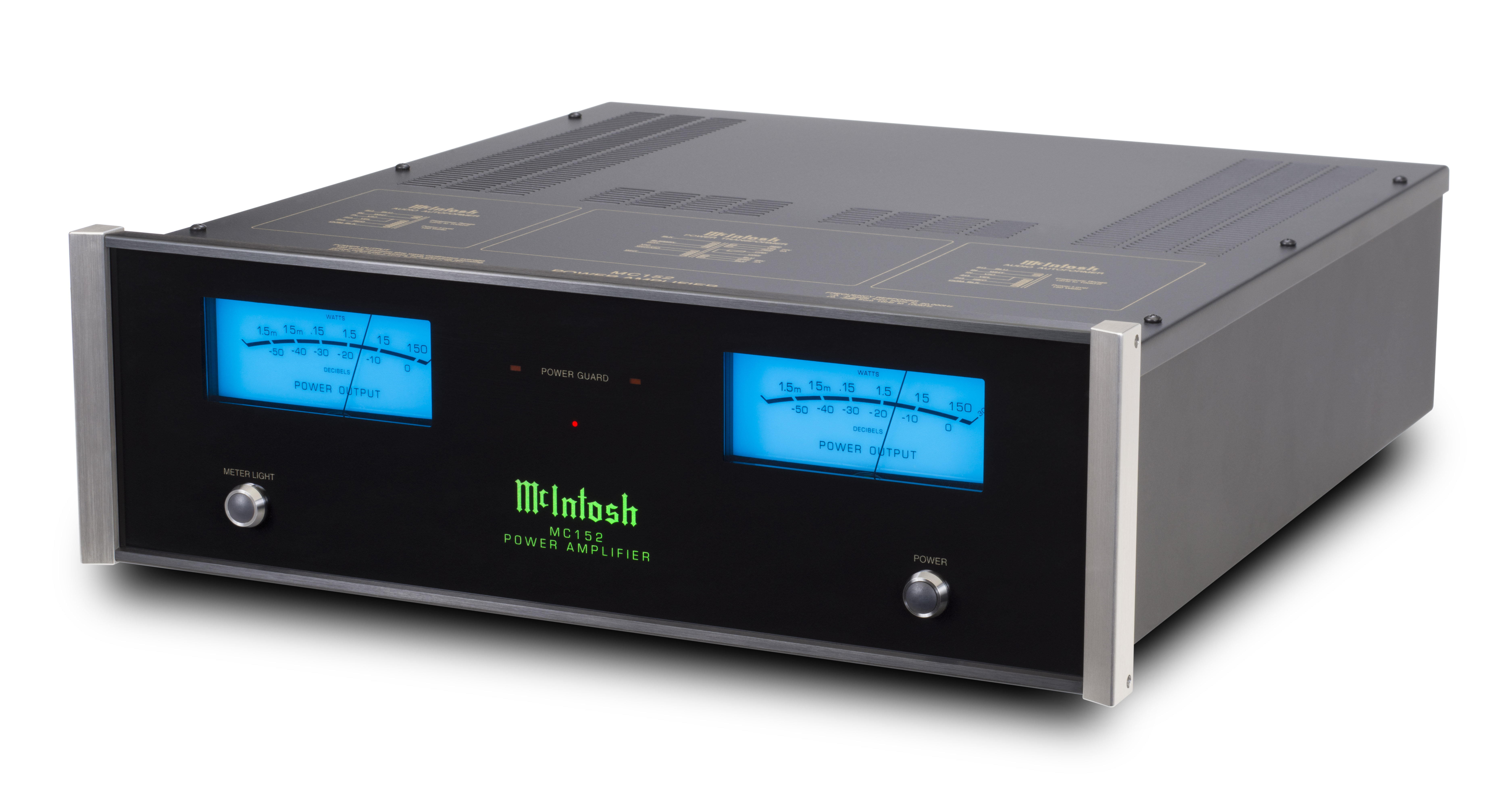 Mcintosh Mc152 Stereo Amplifier Audio Power Circuit Hd Walls Find Wallpapers