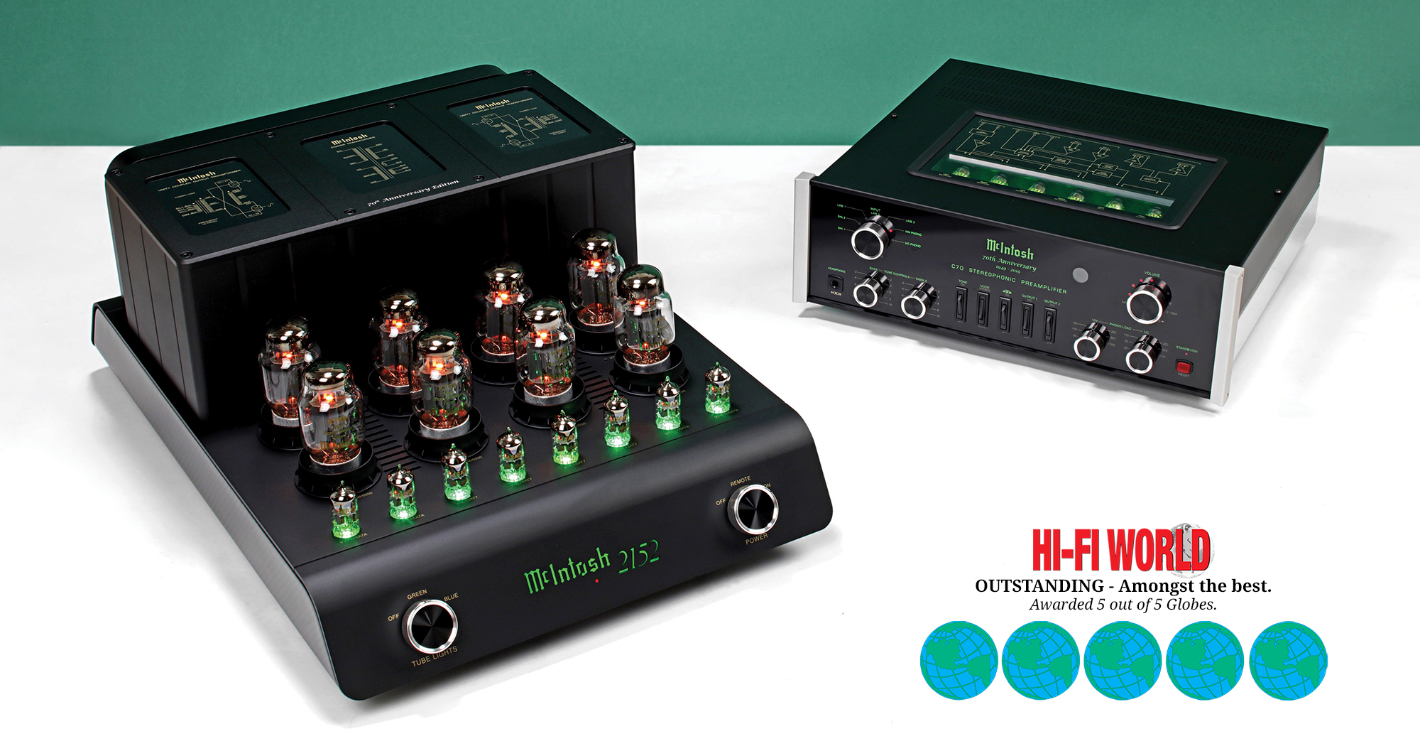 McIntosh - Hi-Fi World reviews the