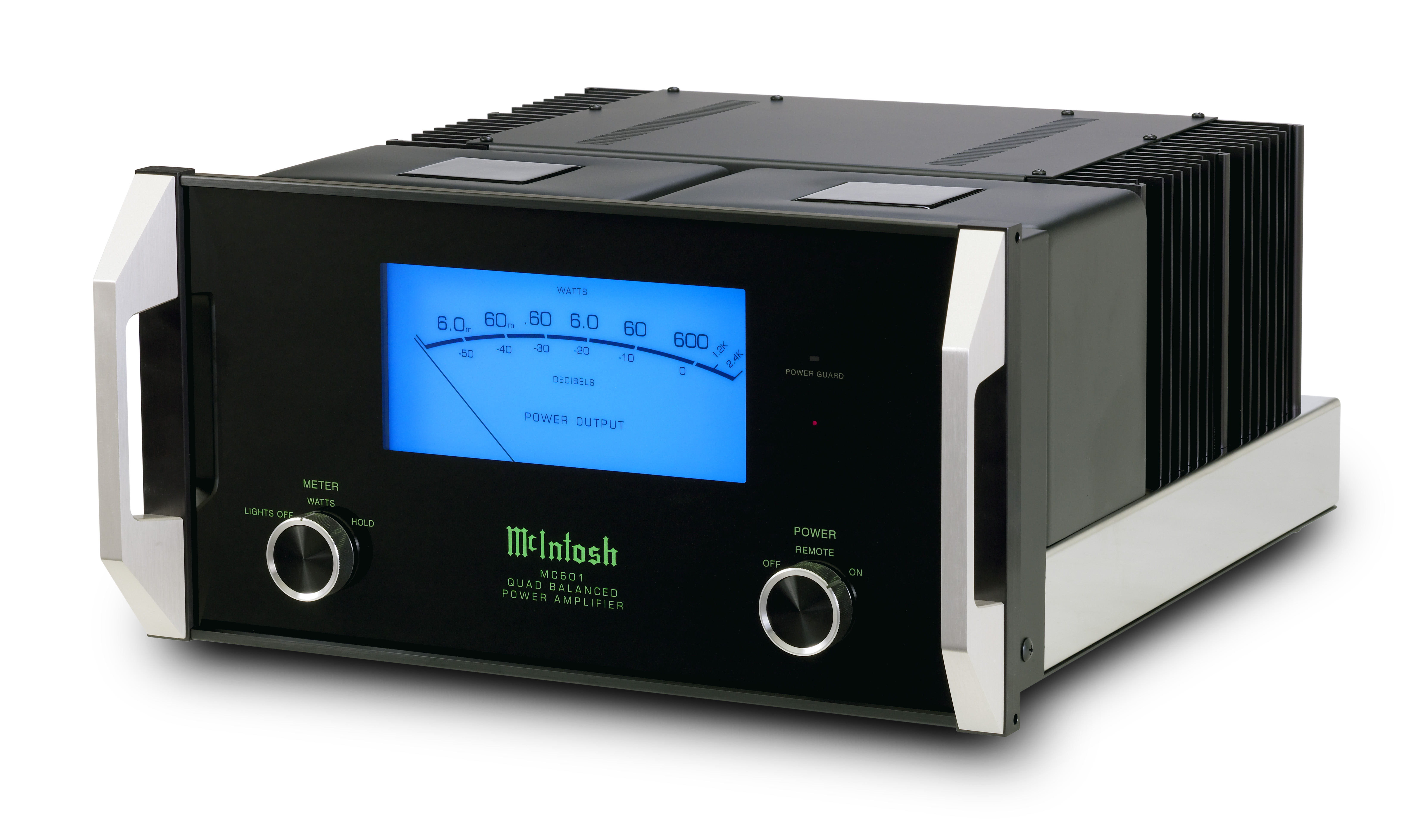 Mcintosh Mc601 Amplifier 800w Audio Circuit The Power Ideal For Home