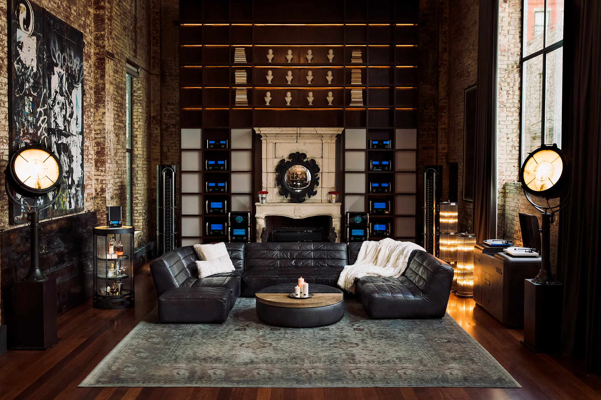 Mcintosh Timothy Oulton And World Of Mcintosh Partner To