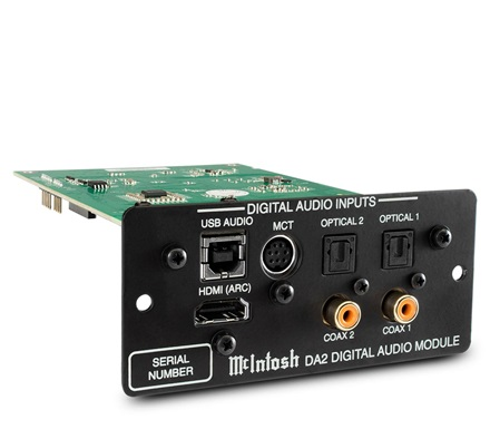 McIntosh DA2 Digital Audio Module