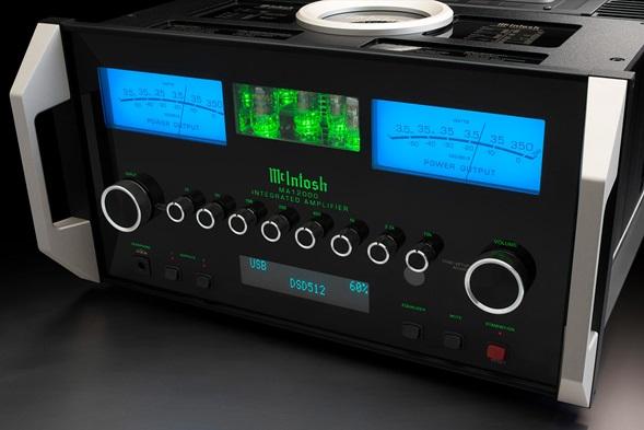 McIntosh MA12000 Integrated Amplifier
