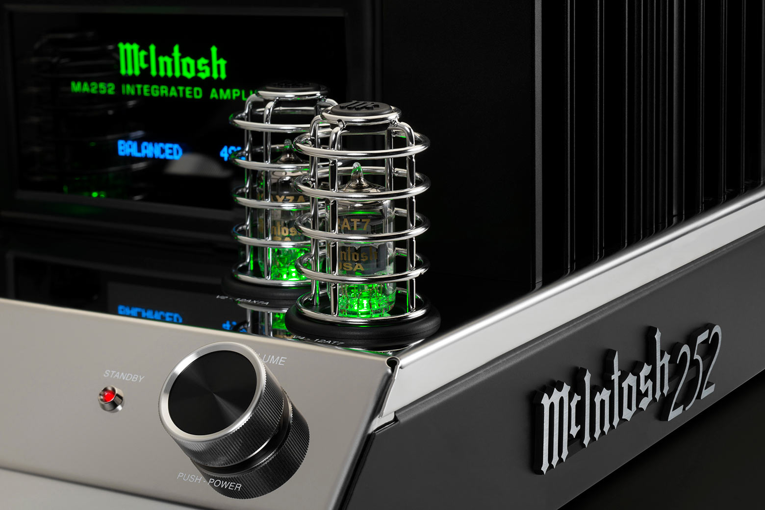 Mcintosh Ma252 Integrated Amplifier Adresses Of Circuits Power Audio Amplifiers Manufacturers