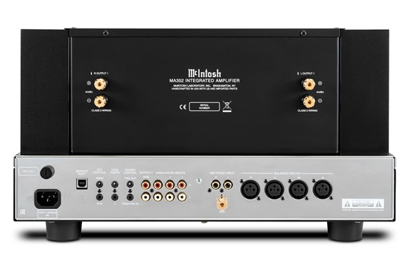 McIntosh MA352 Integrated Amplifier