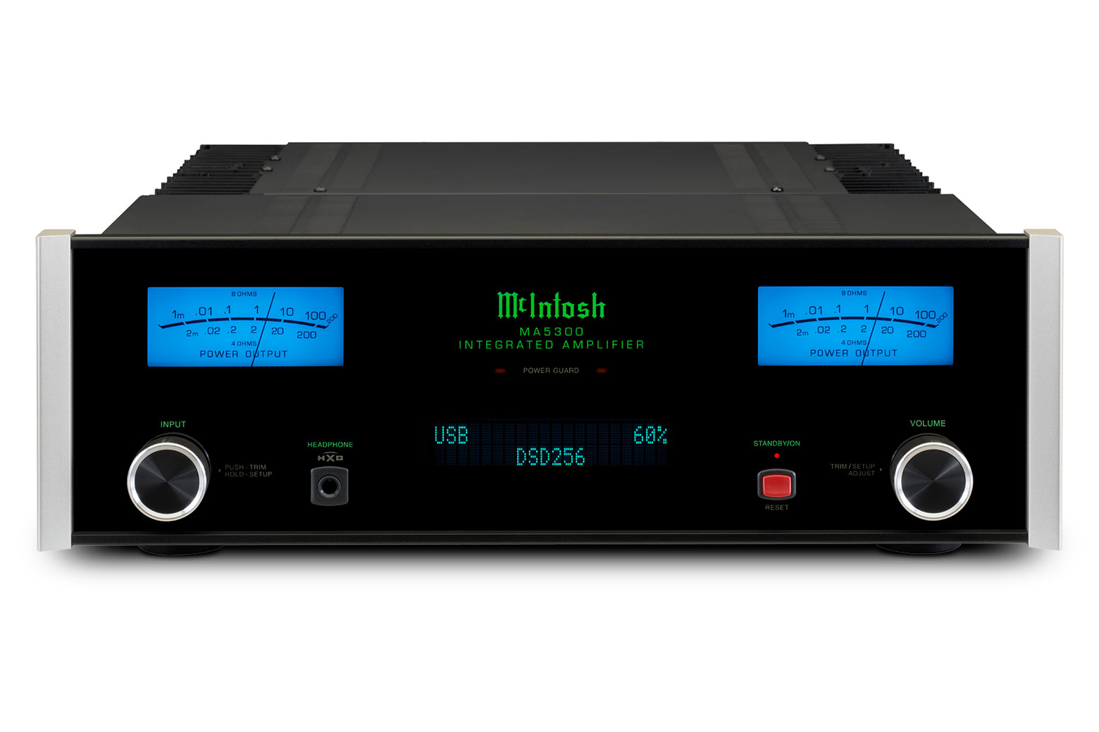 Mcintosh Ma5300 Integrated Amplifier Buy Electronics Analog And Digital Circuits Systems 2
