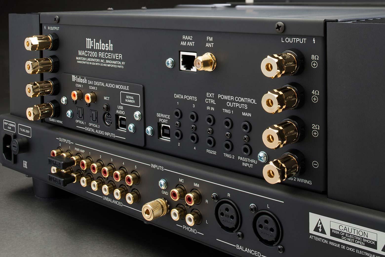 McIntosh MAC7200 Stereo Receiver
