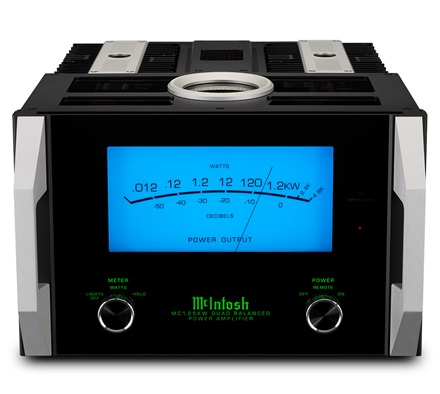 mcintosh mono stereo multi channel amplifiers for home audio