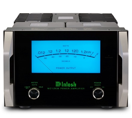 McIntosh MC1.2KW Amplifier