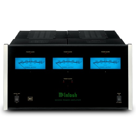McIntosh MC205 Amplifier