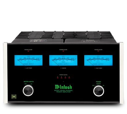 McIntosh MC207 Amplifier