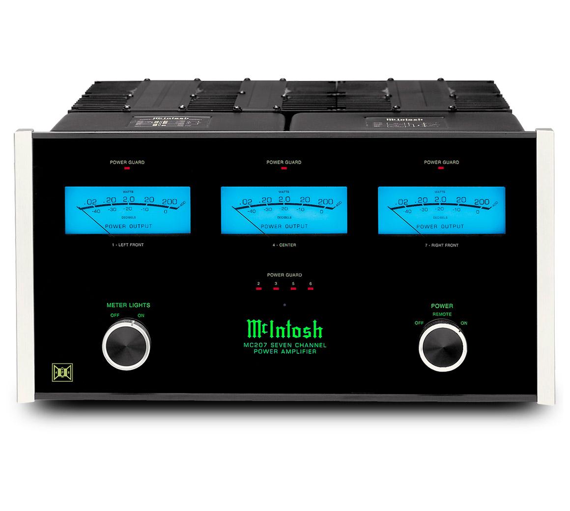 mcintosh mc207 home theater amplifier rh mcintoshlabs com