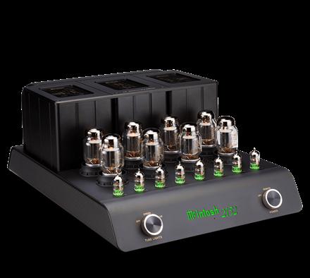 מודיעין McIntosh Mono, Stereo & Multi-Channel Amplifiers for Home Audio XK-64