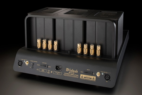 McIntosh MC2152 70th Anniversary Vacuum Tube Amplifier
