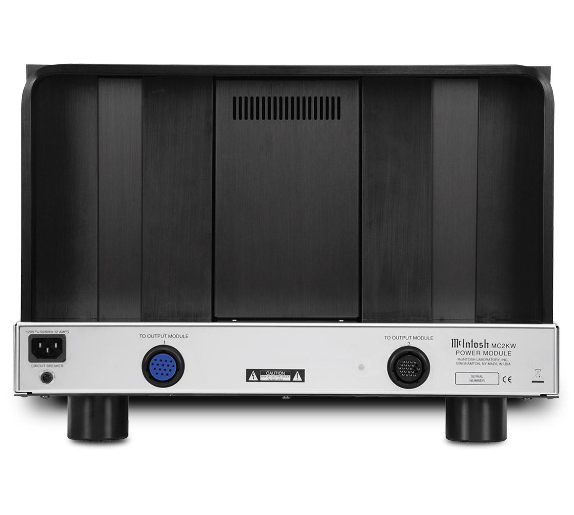Mcintosh Mc2kw Amplifier 1500 Watt High Power Circuit Schematic Electronics