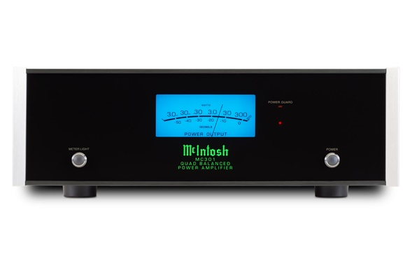 McIntosh MC301 Amplifier