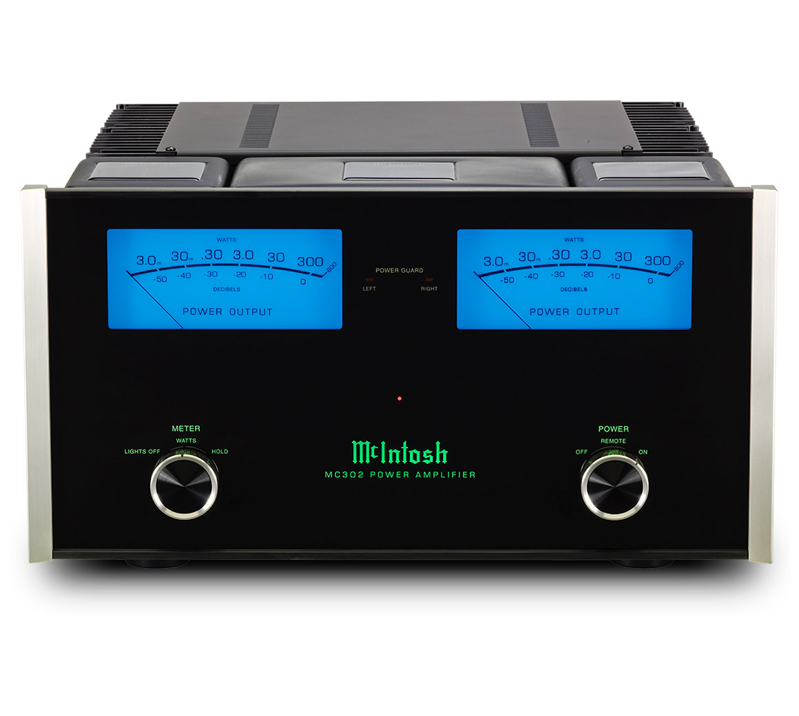 Mcintosh Mc302 Stereo Amplifier 2 Ohm Speaker Wiring