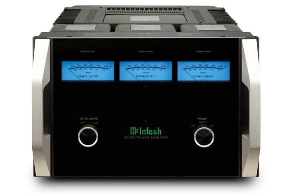 McIntosh MC303 Amplifier