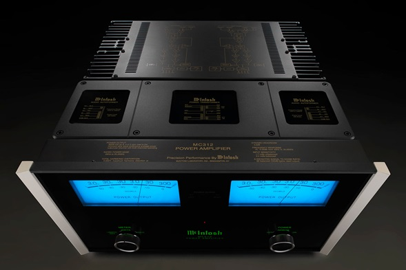 McIntosh MC312 Amplifier