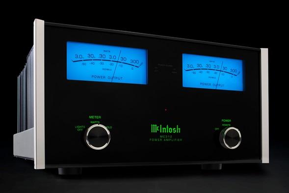McIntosh MC312 Amplifier
