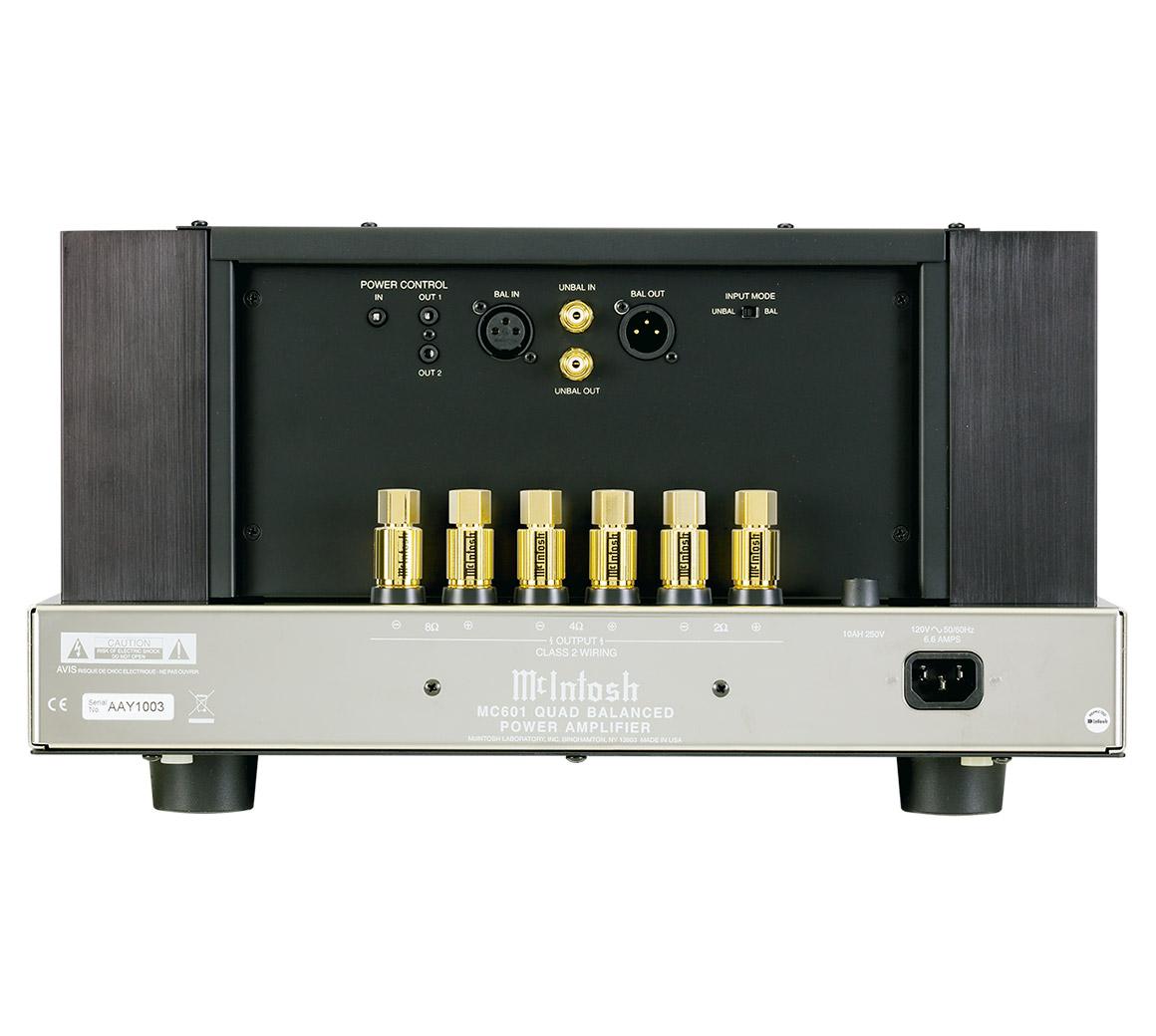 mcintosh mc601 amplifier rh mcintoshlabs com