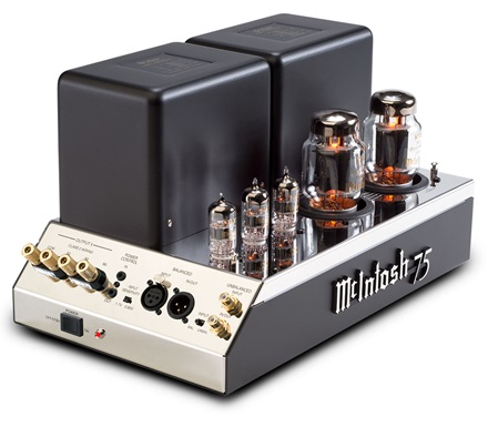 McIntosh MC75 Amplifier