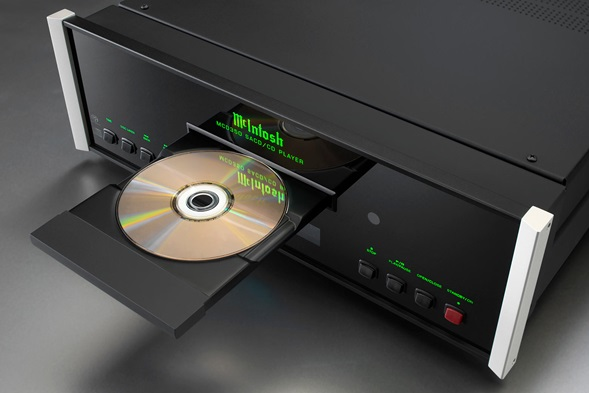McIntosh MCD350 SACD/CD Player