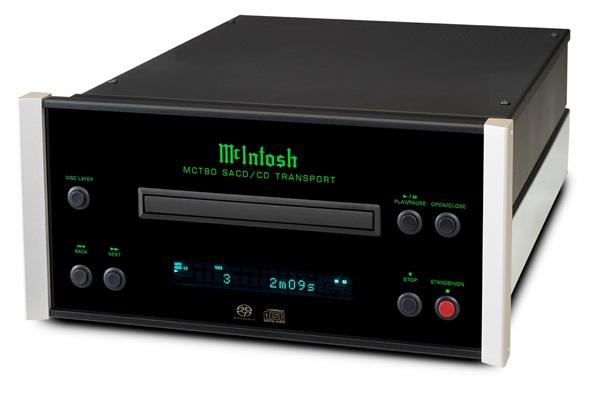McIntosh MCT80 SACD/CD Transport