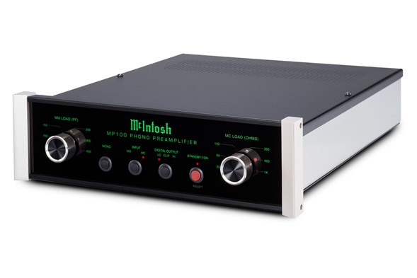 McIntosh MP100 Phono Preamplifier