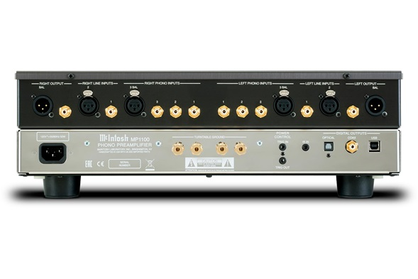 McIntosh MP1100 Phono Preamplifier