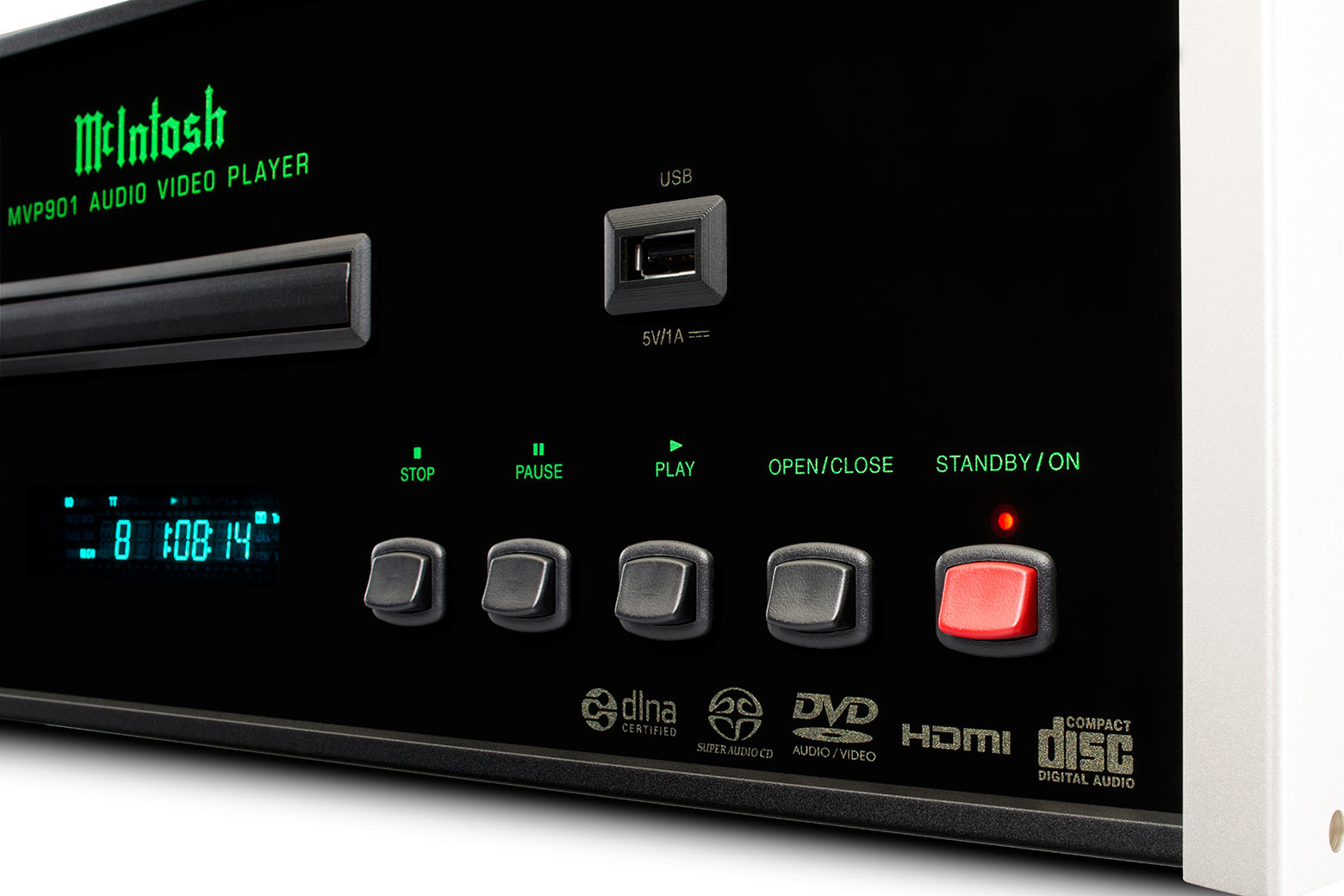 Mcintosh Mvp901 Audio Video Player Hd Base 3d Media On Hdmi Surround Sound Systems Wiring Diagram