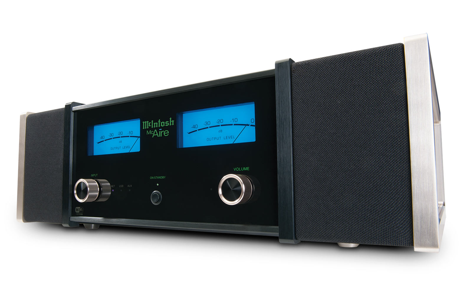 Mcintosh Mcaire Integrated Audio System Ipod Mp3 Player Hook Up And Installation Diagramcables Used Docks