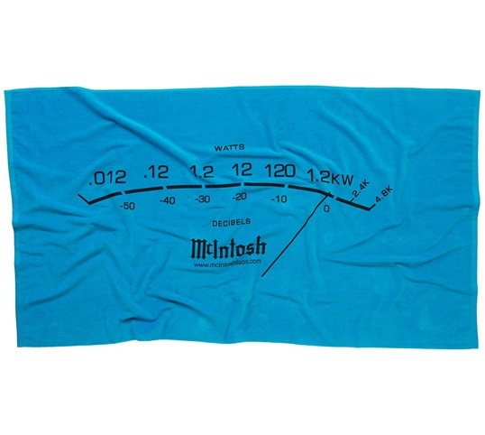 McIntosh Towel