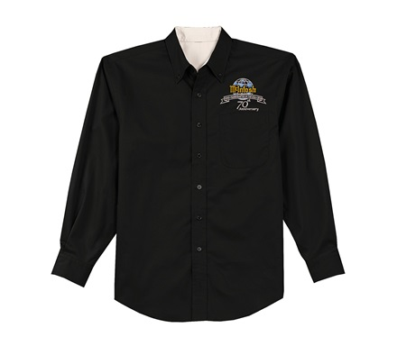McIntosh Shirt with 70th Anniversary logo