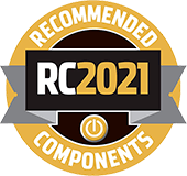 Stereophile 2021 Recommended Components logo